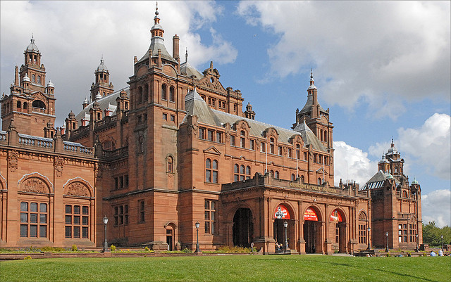 Kelvingrove Art Gallery and Museum - cannot wait to go here © Jean-Pierre Dalbéra/Flickr